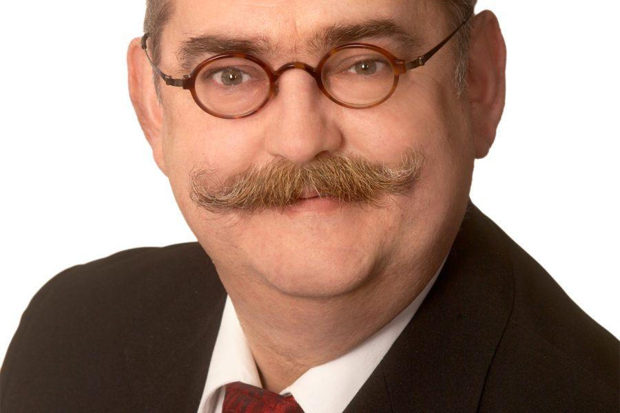 Dr. Hans Josef Voßenkaul, OV-Vorsitzender